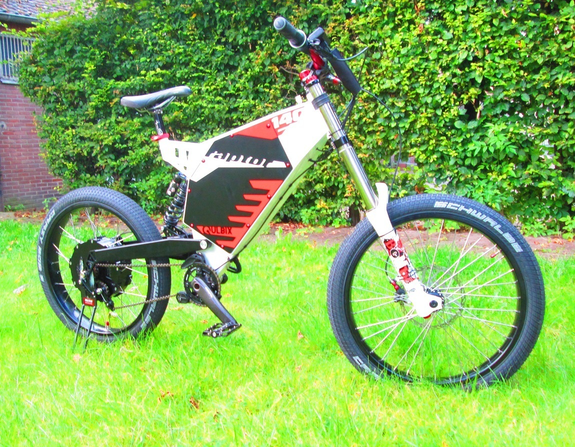 electricride raptor q76 highpower e bike shop. Black Bedroom Furniture Sets. Home Design Ideas