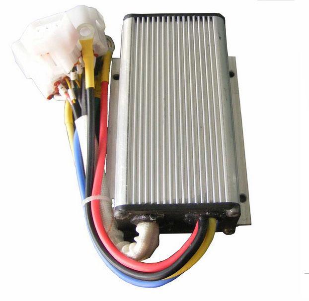 Kelly KLS4812S,24V-48V,120A,Sinusoidal Brushless Motor Controller