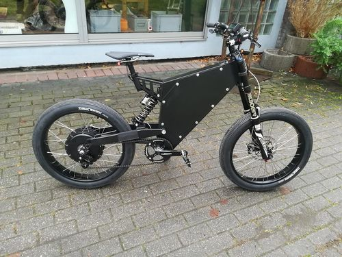 ElectricRide Raptor Q76 HighPower