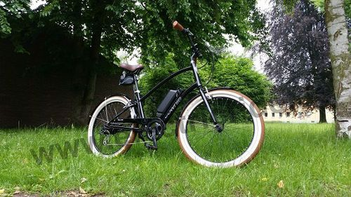 Electra Townie Pedelec built by ElectricRide