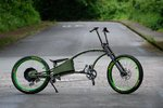 ElectricRide Stretcher Handmade Chopper Customized