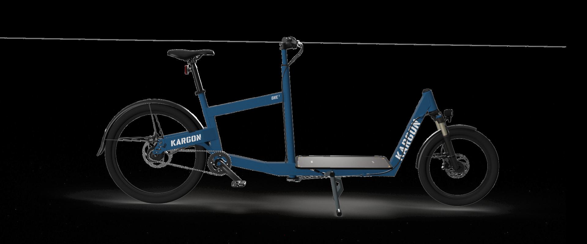 lastenrad kargon one t e bike shop. Black Bedroom Furniture Sets. Home Design Ideas
